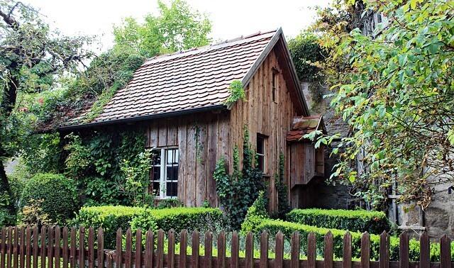Huette Garten